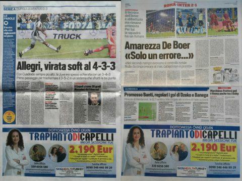 La Gazzetta dello Sport News