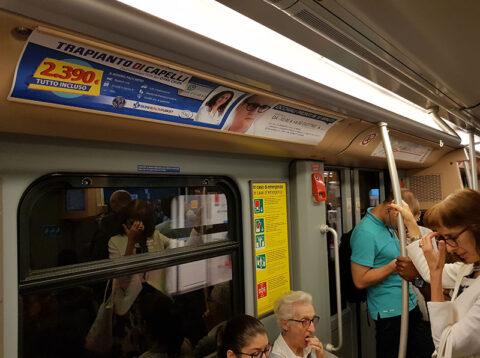 Metroannonce i Milano